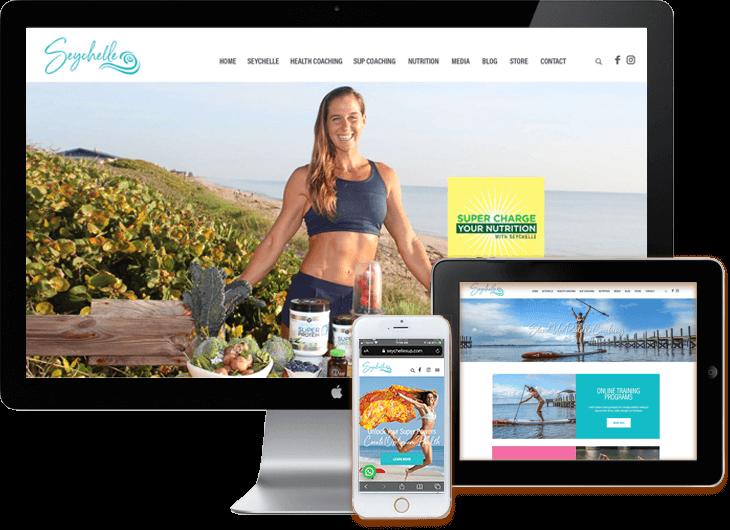 Fitness Web Sites WordPress Developer