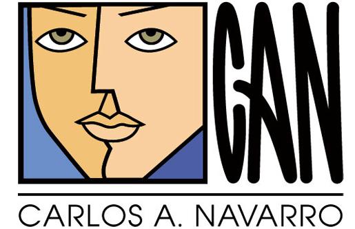Logo Design Carlos Navarro Miami
