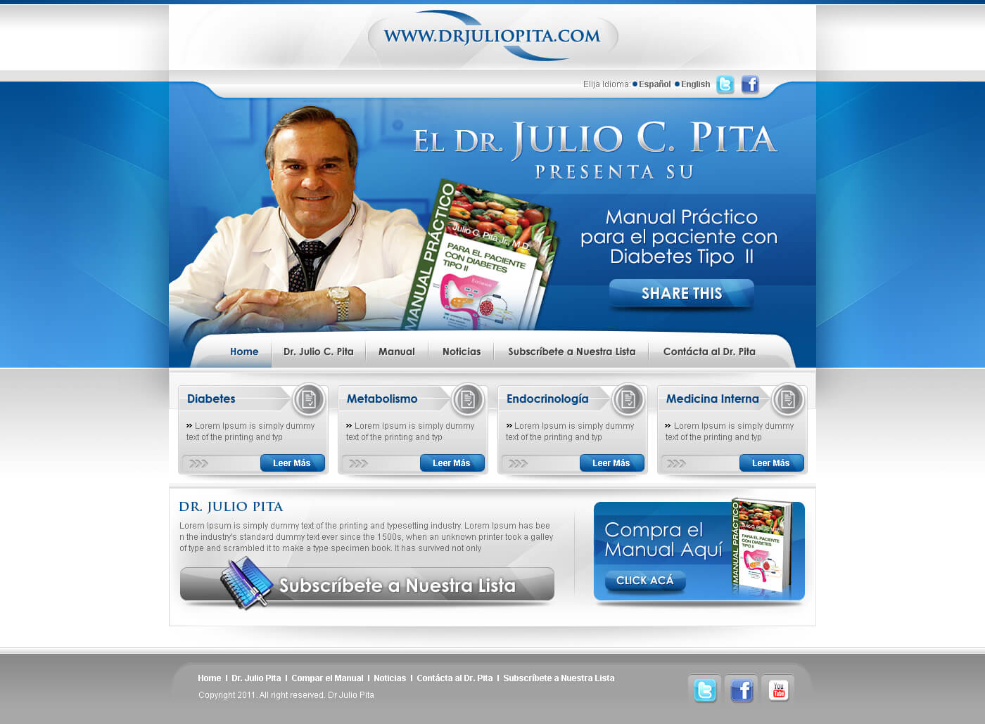 Medical-Web-Design-Physican-WordPress