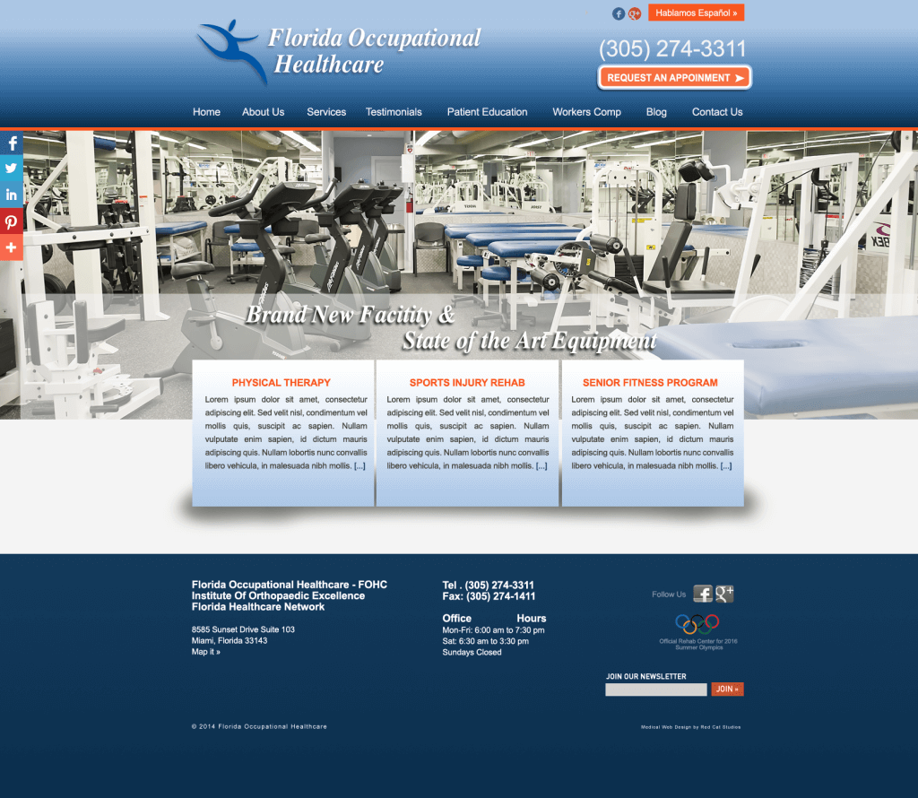 Medical-Web-Site-WordPress-Miami-1024x890
