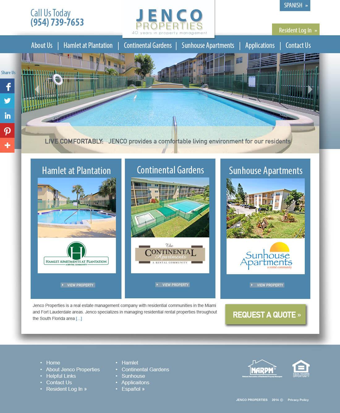 WordPress-Real-Estate-web-site-design-Miami