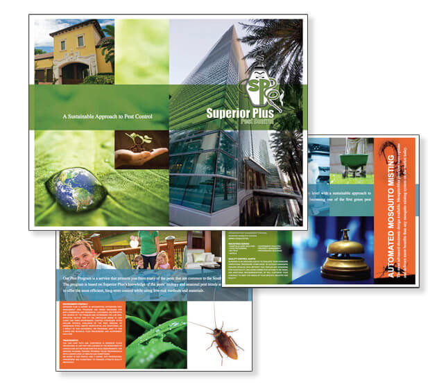Brochure Design Miami Custom Graphic Design Miami Trifold Brochure Design
