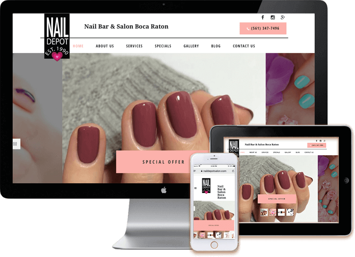 wordpress-nail-salon-design