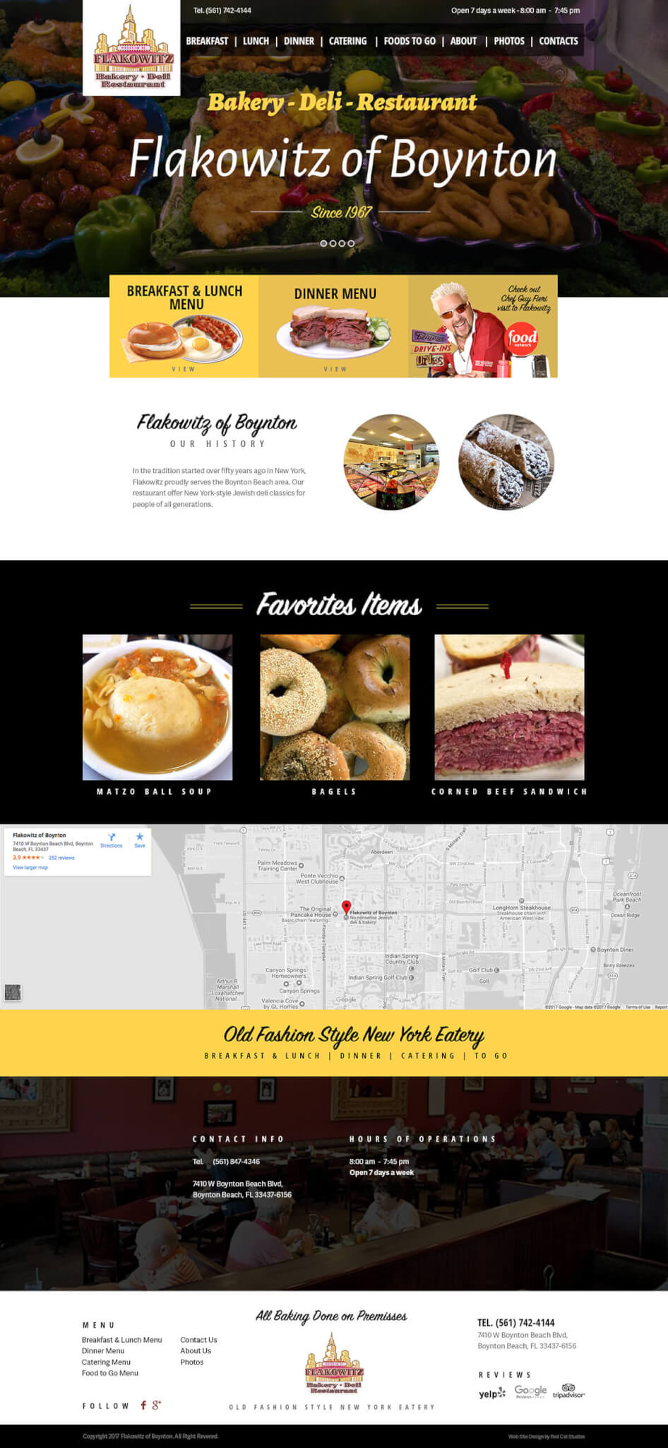 wordpress-restaurant-web-design