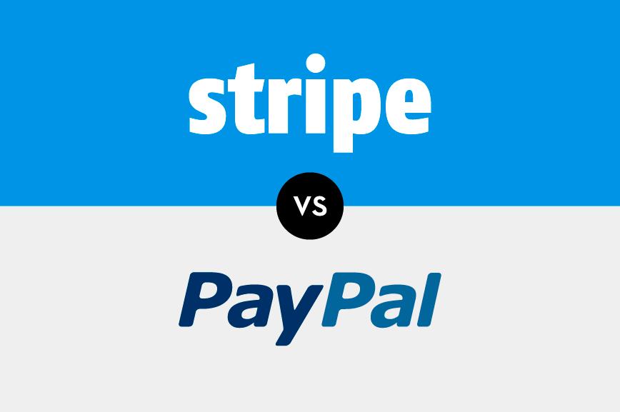 Stripe Payment Vs PayPal