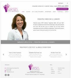 Medical Multilingual Web Sites