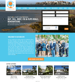 IDX Broker real estate web sites developer Miami