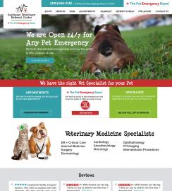 Veterinarian Web Design Miami WordPress