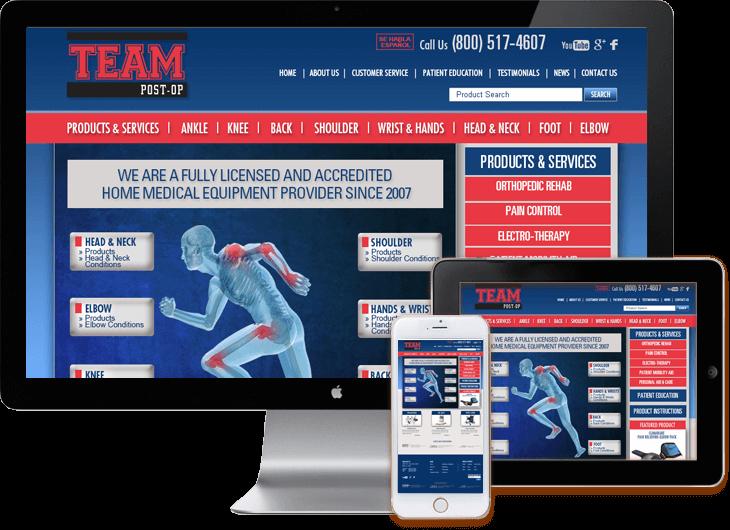 medical-web-design-wordPress