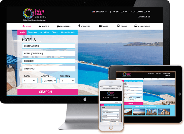 WordPress-travel-web-site