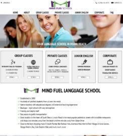 Wix to WordPress web site re-design