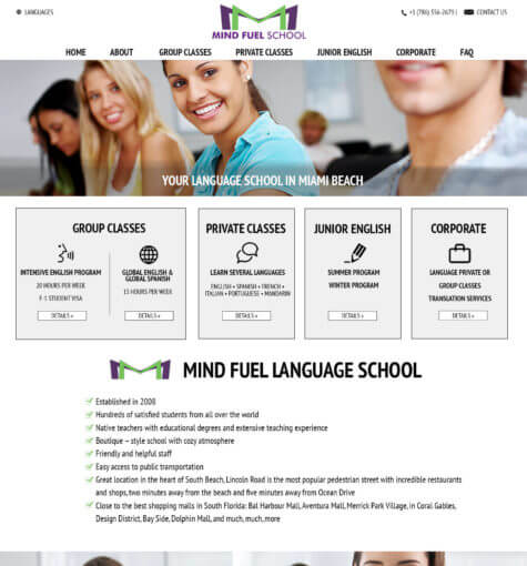 Mind Fuel School