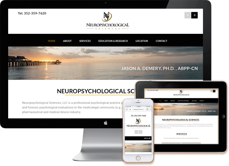 Medical-WordPress-website