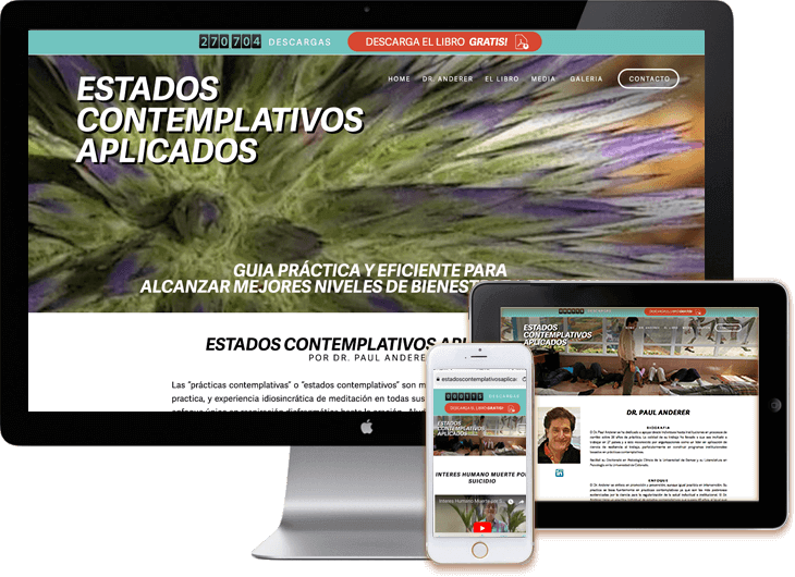 Medical Web Design espanol