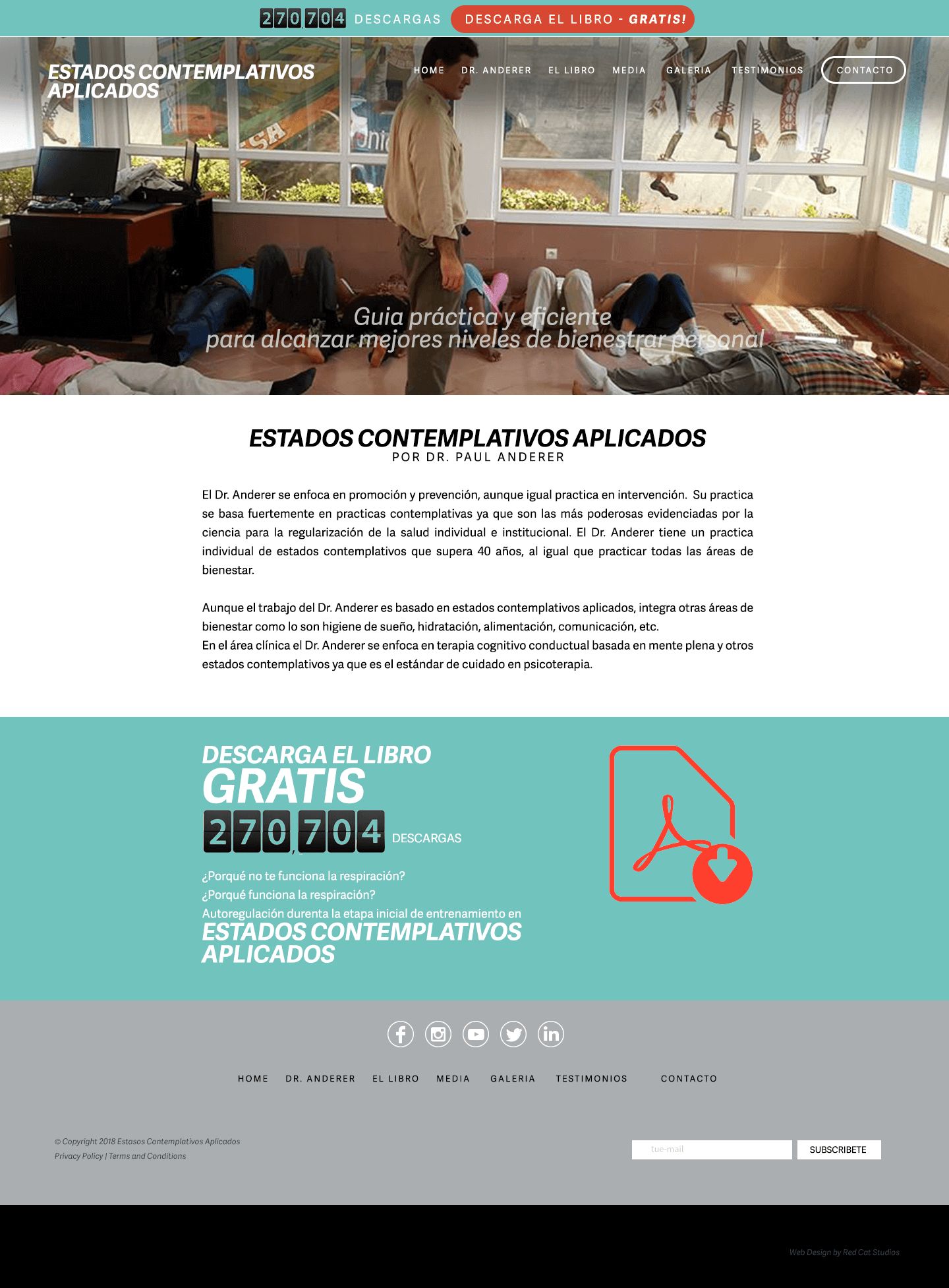 WordPress Medical Web Design espanol