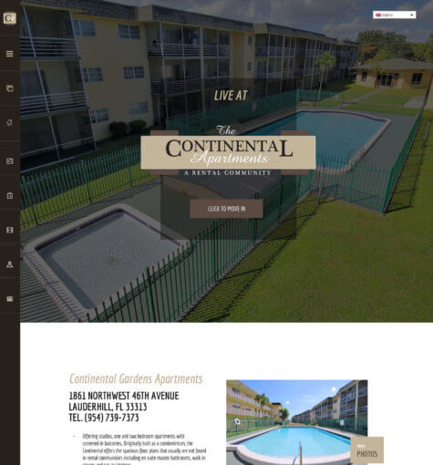 Continental Apartments
