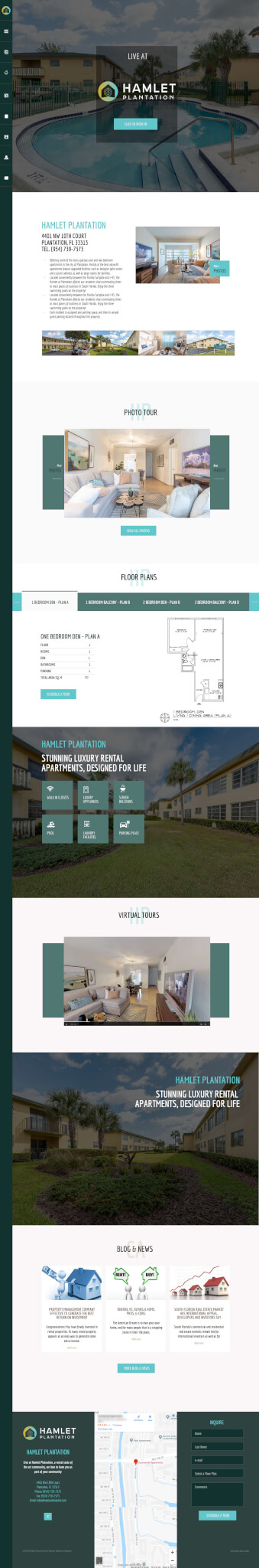 WPML WordPress Real Estate Web Sites