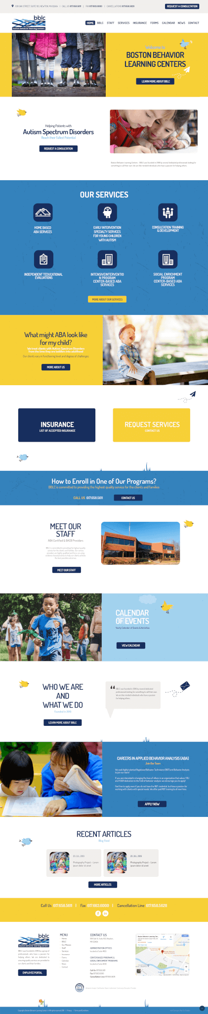 Medical Web Design WordPress