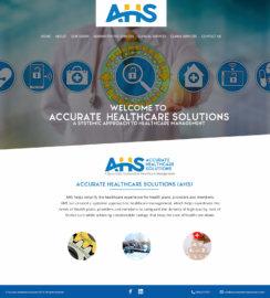 Healthcare web design Miami