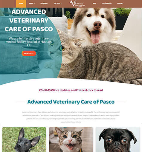 Advanced Veterinary Care of Pasco