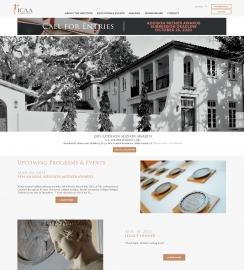 ICAA Florida Chapter - WordPress WooCommerce Web Design