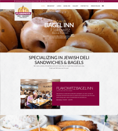 Restaurant Web Design WordPress