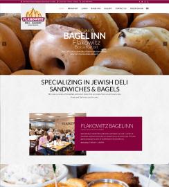 Restaurant Web Design WordPress